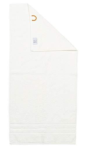 done. Daily Premium-Frottierserie in 29 Farben Handtuch 50 cm x 100 cm Creme weiß 4202