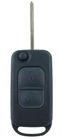 Mercedes-Benz Sprinter Programmed Key Fob and Cut Blade (Model Years: All Years) - OEM Vehicle Entry Key