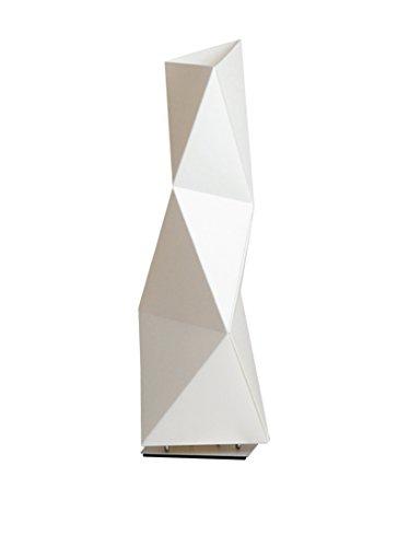 Slamp Diamond Stehleuchte, weiß, Höhe 72 cm
