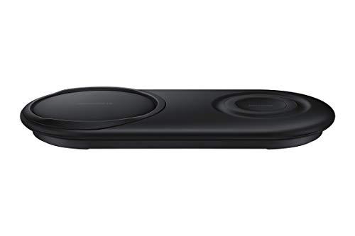 Samsung EP-P5200 Interior Negro - Cargador (Interior, Corriente alterna, 10 V, 2,1 A, Cargador inalámbrico, 1,2 m)