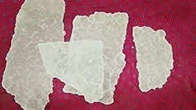 Pure BHIMSENI Kapoor/White Camphor/Borneo / 450GMS / for HAVAN, Pooja Meditation/भीमसेनी कपूर / Cinnamomum Camphora/DESI K...