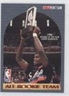Vlade Divac; Tim Hardaway; Pooh Richardson; Sherman Douglas; David Robinson (Basketball Card) 1990-91 NBA Hoops - All Rookie Team #N/A