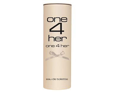 One 4 For Her Eau de Toilette EDT Spray 100ml