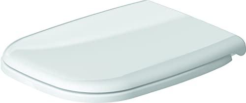 Duravit WC-Sitz D-Code Scharniere Edelstahl