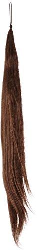 American Dream Hair Addition - 100 Prozent Echthaar - seidig glattes Haarteil - Farbe 2/4/6 dunkler Brauntöne-Mix - 18 inch / 46 cm Länge, 1er Pack