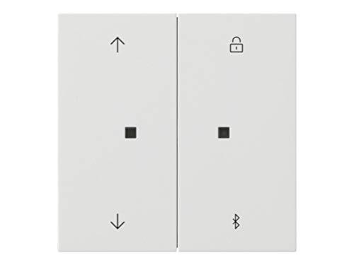 Gira Jalousie- + Schaltuhr 536727 Bluetooth Sys.55 rwm System 55 Bedienelement intelligent 4010337027539
