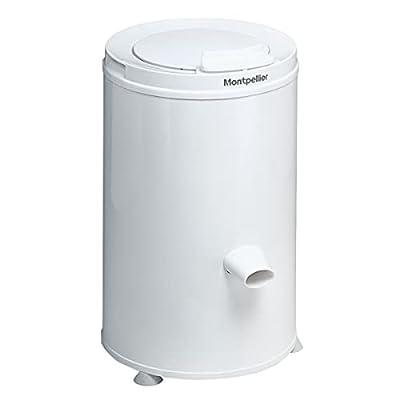 Montpellier MSD2800W | Freestanding 3kg 2800rpm Gravity Spin Dryer – White