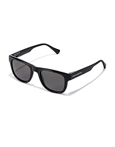 HAWKERS TOX-Diamond Black Gafas de Sol, Negro, One Size Unisex Adulto