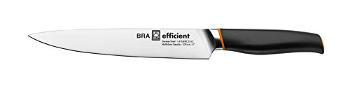 Bra Efficient Cuchillo Fileteador, Acero Inoxidable, Gris, 3x5x34 cm