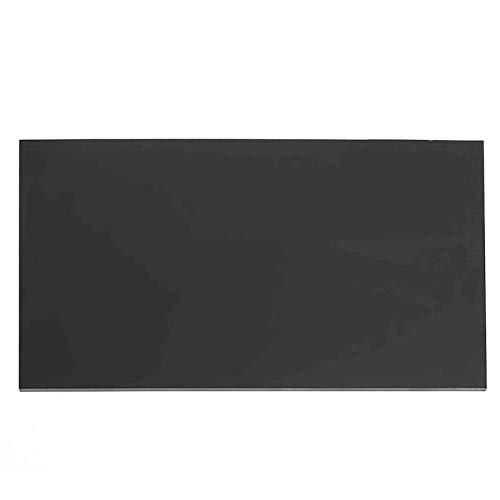 ARONG High Strength Carbon-Faserplatte, 170x300mm Fr4 Epoxidharz-Board-Glasfaser-Vorstand 0,5/1,5/2/3 mm-0,5 mm, Geeignet for handwerkliche Produktion Drohne (Size : 3mm)