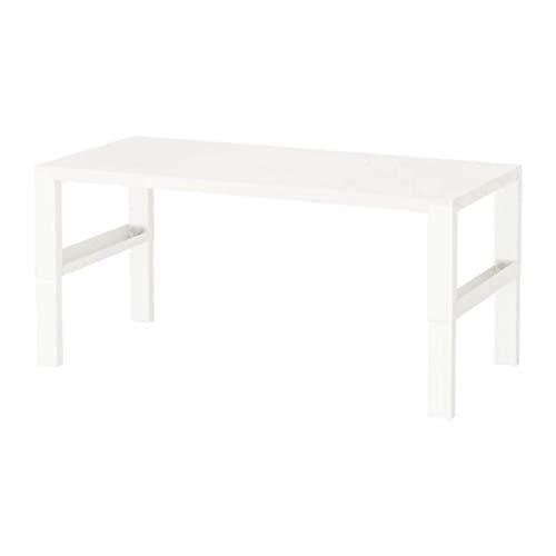 Ikea 891.289.53 - Scrivania Pahl, colore: Bianco