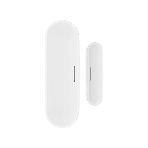 Z Wave 700 Series Door Window Sensor with Temperature and Humidity Sensor USB Charge by Haozee
