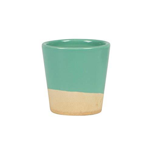Sass & Belle Mini pot de fleurs Turquoise