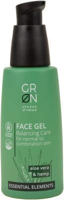 Face Gel Aloe Vera & Hemp 50ml