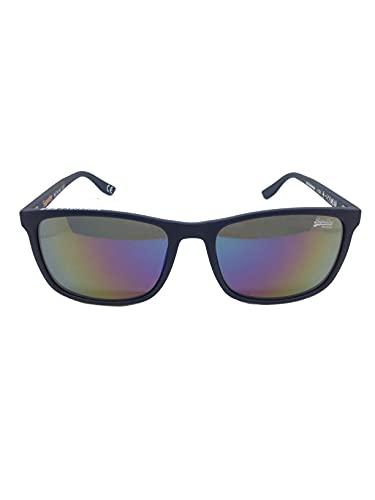 Superdry HACIENDA 106,gafa de sol hombre acetato azul marino.