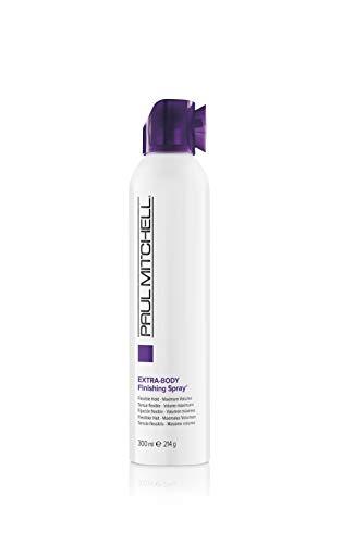 Paul Mitchell Extra-Body Finishing Spray - Haar-Spray für kraftvollen Halt und sichtbar mehr Volumen, ideal für feines Haar, 300 ml