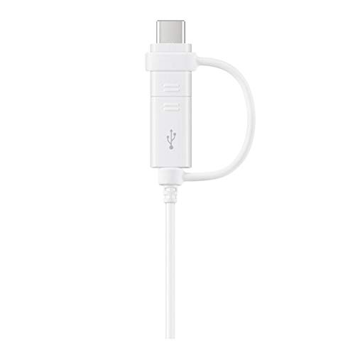 Samsung USB Typ-C Cable mit Micro USB Adapter