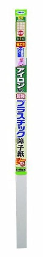 今日炭水化物細胞(まとめ買い) アサヒペン アイロン貼り超強プラスチック障子紙 94cm×1.8m 桜宴 6843 【×3】