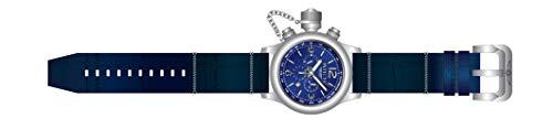 NUR Uhren Armband für Invicta Russian Diver 18575