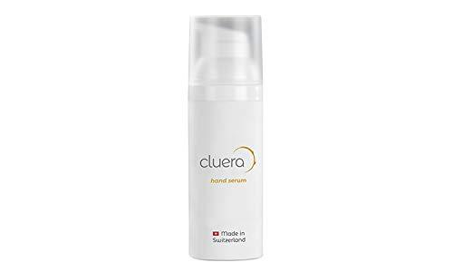 cluera® clean care – hand serum (50ml) Das cluera® hand serum sorgt für einen Feuchtigkeits-Boost und wirkt besonders belebend und erfrischend