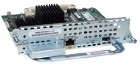 Cisco 6-AP WLAN Controller NM for 2800/3800 Series - Punto de acceso (SNMP 1, RMON, Telnet, SNMP 3, SNMP 2c, HTTP, HTTPS, 390 x 180 x 183 mm, 390g, 0 - 40 °C, 10 - 95%, CE, VCCI, EN 60950, EN55022, ICES-003, EN55024, UL 60950, FCC-15)