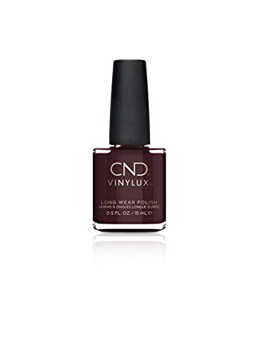 CND Vinylux Black Cherry, Long wear Nail Polish, Nr. 304, 15 ml