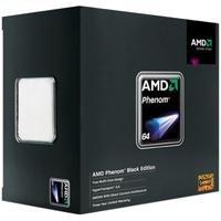 AMD Phenom X3 8750+ AM2+ 2.4GHz 95W Toliman Box - Procesador (AMD Phenom, 2,4 GHz, Socket AM3, 65 nm, 64 bits, 2 MB)