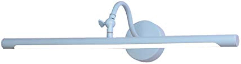 Amerikanischer Spiegel Scheinwerfer Retro Badezimmer Spiegelschrank Licht (Neutrallicht)