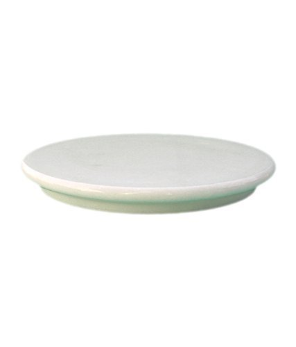 Vinayak Crafters® Marble Chakla/Marble Roti Maker/Marble Rolling Board,Large Size 10 Inch (25 cm)