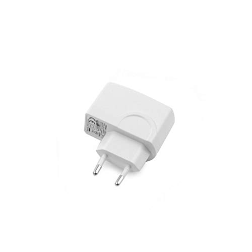 Daylight D60001 | Foldi USB Stromadapter | Schwarz | Euro & UK