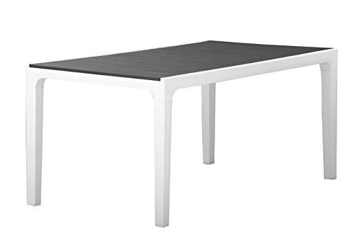 tavolo da giardino keter Keter Tavolo Harmony da Esterno Adatto A 6 Persone