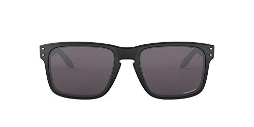 OAKLEY Holbrook 9102e8 Gafas de sol para Hombre, Negro/Mate, 0