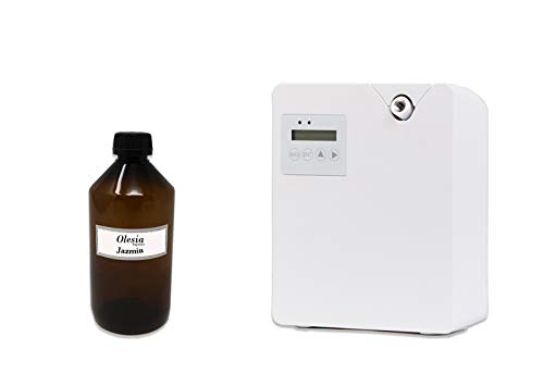 Fragrance diffusers and professional Weele air freshener for 100 mq and perfume (jasmine) 500ml