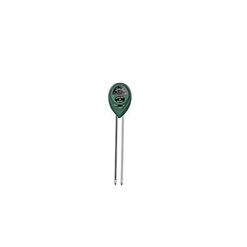 Soil Ph and Moisture Farm Luminous Intensity Meter Plant Tester for Garden Lawn No Batteries Required Soil Tester 3-in-1 Plant Tester plplmy Soil Moisture Meter