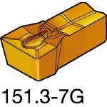 サンドビック T-Max Q-カット 突切り・溝入れチップ 1125 (10個) N151.3-500-40-7G 1125