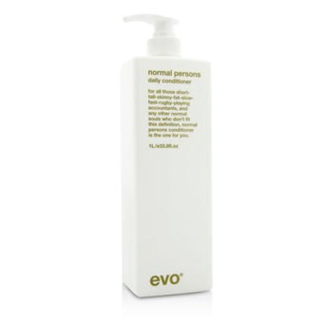 シダ不公平中傷[Evo] Normal Persons Daily Conditioner (For All Hair Types Especially Normal to Oily Hair) 1000ml/33.8oz