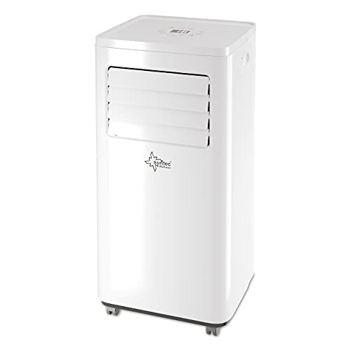 SUNTEC Climatiseur Mobile Move 9.000 Eco R290 | Climatiseur pour pièces de 34 m2 max | Refroidisseur, Ventilateur et Déshumidificateur avec Réfrigérant écologique | 9000 BTU/h