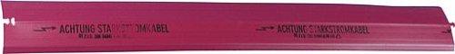 0 Kabelabdeckprofil Satteldach- form, Deckbreite 120mm,1m lang, Sonstige