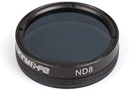 XHUENG Filtro de Lente de cámara para dji Phantom 4 Pro + V2.0 Phantome 4 Advanced + MCUV CPL Ajustable ND4 ND8 ND16 Filtro ND32 (Color: ND4), Color: ND32 (Color : 6pcs Filter Set)