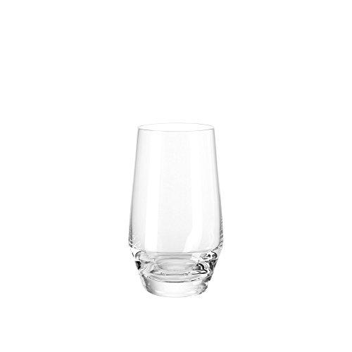 Leonardo 69558 Longdrinkglas/Wasserglas/Saftglas - PUCCINI - 365 ml - 1 Stück