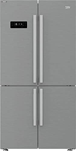 Beko GN1416231JXN Americano No Frost Kühlschrank, 530 l, Edelstahl