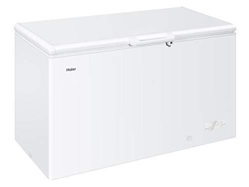 Haier HCE325S Gefriertruhe Weiß Eistruhe Eisschrank Gefrierschrank A++ Display