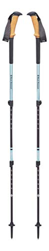 Black Diamond WS Trail Trek Poles Bastones de Senderismo, Unisex-Adult, Alpine Lake, 62-125 cm