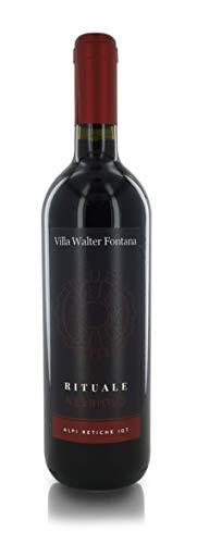 Villa Walter Fontana Vino Rosso ''Rituale'', Alpi Retiche IGT, Annata 2019, 75 Cl