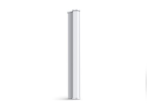 TP-LINK TL-ANT2415MS - Antena Sectorial para Exterior de 2.4 GHz (15 dBi 2x2 MIMO, 2 Conectores RP-SMA, Ancho de Haz de 90º, Aplicaciones Punto a Multi-Punto)