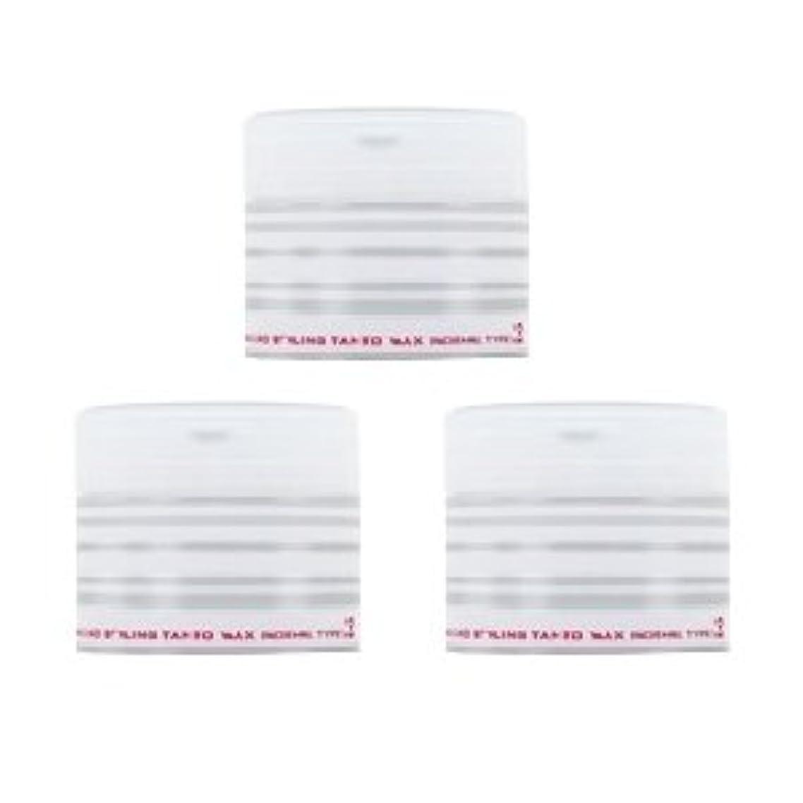 疼痛克服する面積ナカノ スタイリング タントN ワックス 2 ノーマルタイプ 90g × 3個セット