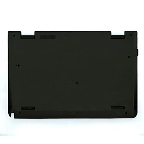 fqparts Cubierta Inferior de la Caja del Ordenador portátil D Shell para Lenovo ThinkPad Yoga 11e 11e 3rd Gen 11e 4th Gen 5th Gen Color Negro