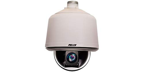 Affordable pelco PE-S6230EGL1 Network Camera,2mp IP, PTZ Dome, Environmental, Pendant Mount, 2 Megap...