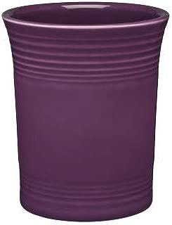 Fiesta Utensil Crock - Mulberry Purple