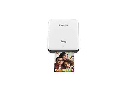 Canon IVY Mobile Mini Photo Printer through Bluetooth(R), Slate...